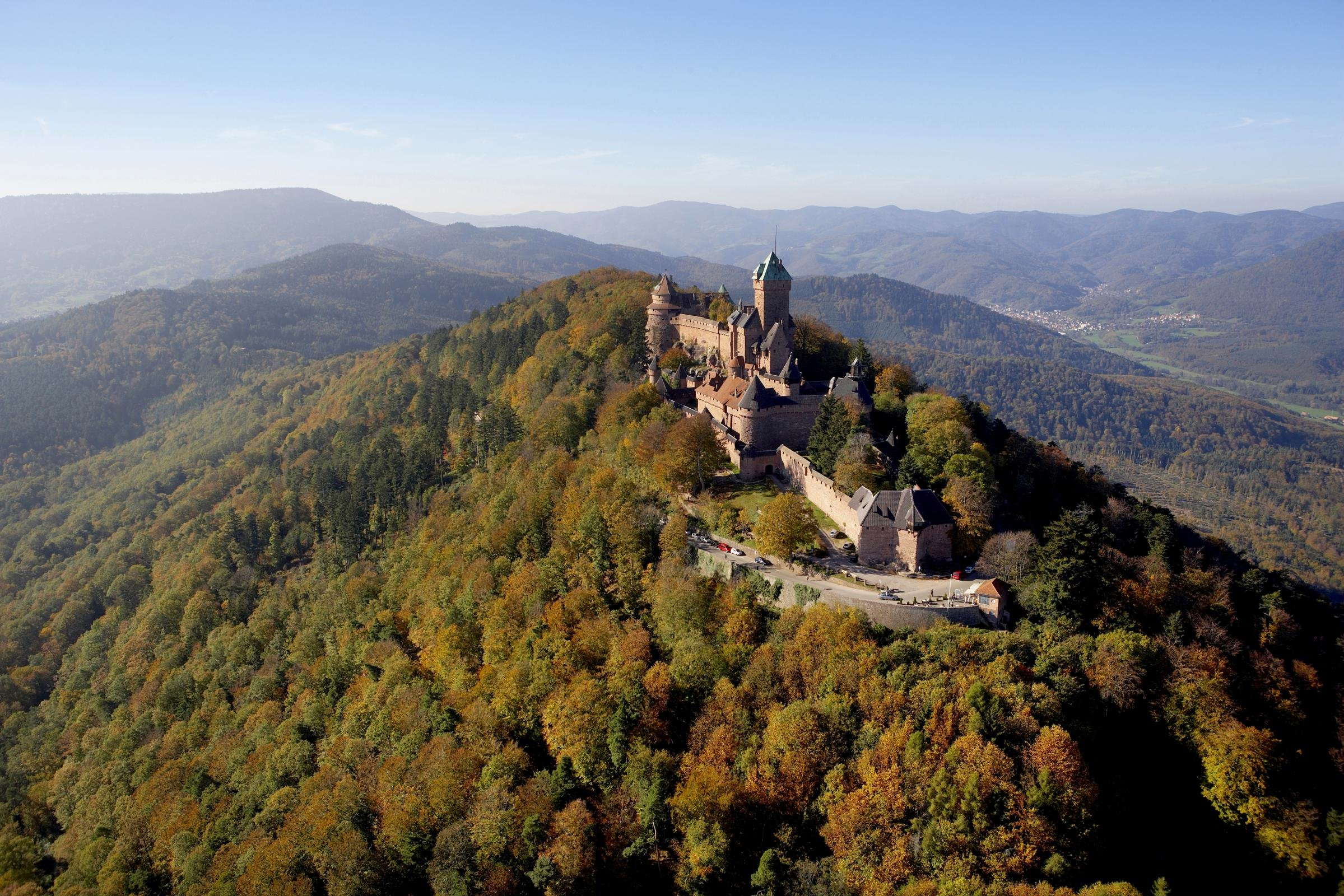 Alsace upper rhine valley - L alsace a table ...