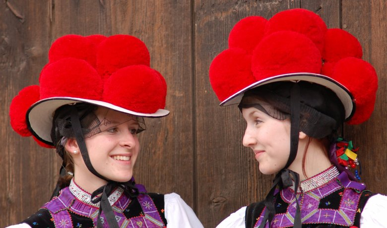 Black Forest, Traditional costumes © STG / Heike Budig