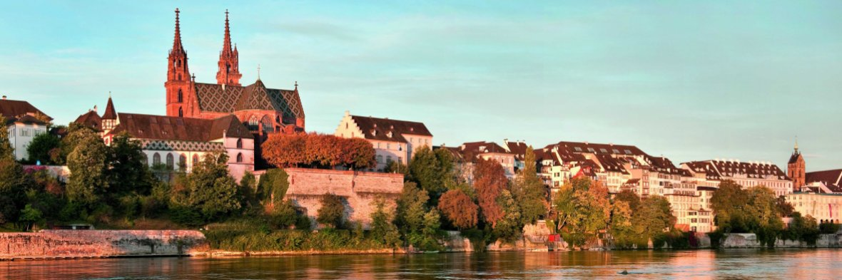 Basel Cathedral © Basel Tourismus / Andreas Zimmermann