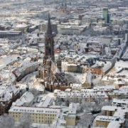 Freiburg in winter © FWTM / Raach