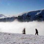 Vosges in winter © CRTA
