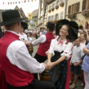 Folklore in Alsace © CRTA / Meyer