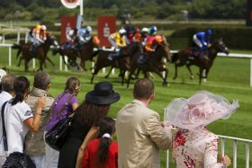 International horse races, Baden-Baden © BBT