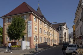 Front of the Three-Countries-Museum Lörrach © Three-Countries-Museum Lörrach