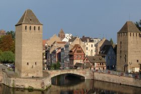 Ponts couverts, Strasbourg © Laure Gautherot / OTSR
