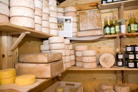 Cheese from Alsace © CRTA / Meyer