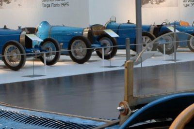 Automobile Museum, Mulhouse © MMSA