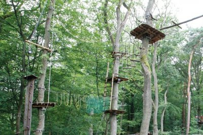 Adventure park Fun Forest © FunForest GmbH